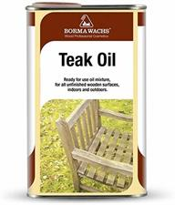 TEAK OIL NEUTRO 1 LT